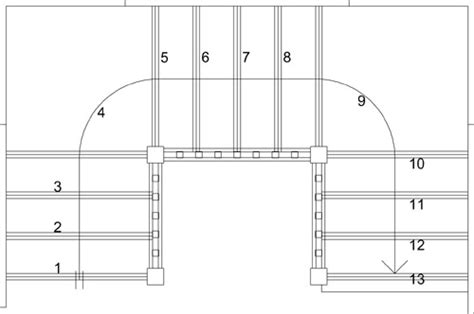 stair plan staircase builders for stairs made from oak and pine wood