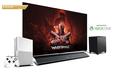warframe announces prime access sweepstakes at the game awards 2016 hardcore gamer - Game Awards 2016 Giveaway