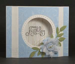 how to make a shadow box card shadow box card paper pleasing ideas