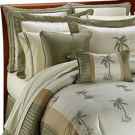 buy palm tree bedding from bed bath beyond
