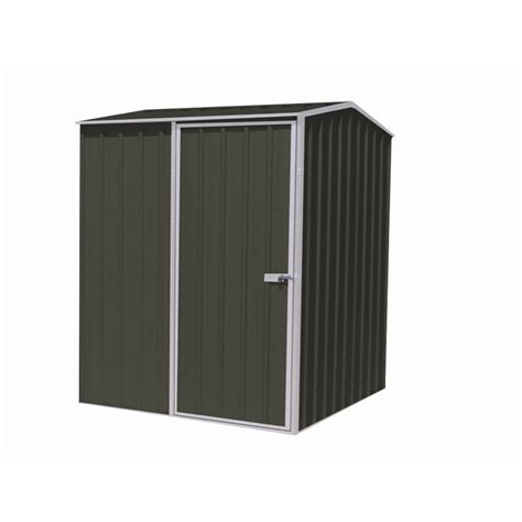 Absco Sheds Bunnings by Absco Sheds 1 5 X 1 5 X 1 9m Woodland Grey Premier Shed