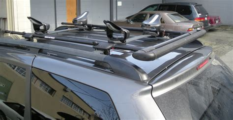 yakima roof rack toyota avalon