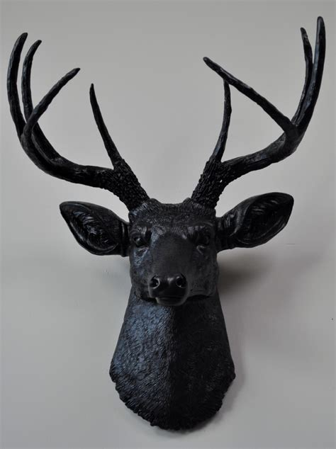 stag head home decor my decor diamante skulls stag heads