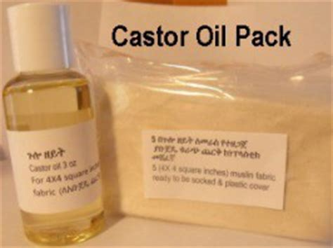 Castor Pack Detox by Superior Quality Herbal Remedies Cleanse Detox