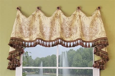 swag valance patterns sewing patterns for valances and swags martinique