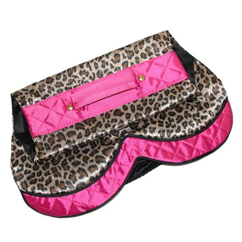 Leopard Print For The Ooh La La Baby by Womens Ooh La La Animal Print Travel Bag By