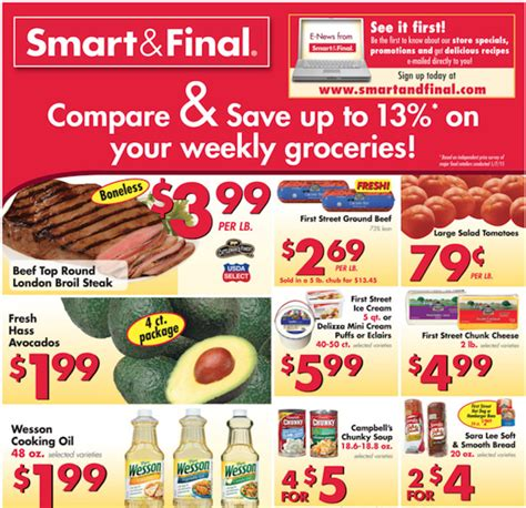 Smart and Final Weekly Ad   Weekly Ads