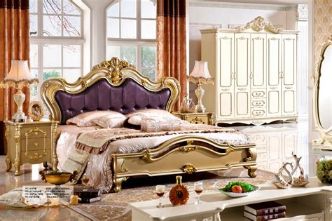 beautiful bedroom furniture modern leather bed latest leather bed design  beds  furniture