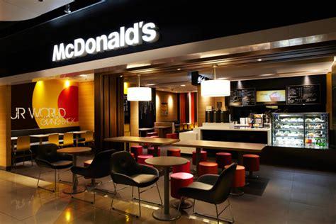 discover  restaurant design mcdonalds hong kong