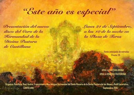 divina pastora cuadro m dico presentaci 243 n nuevo disco coro de la hermandad de
