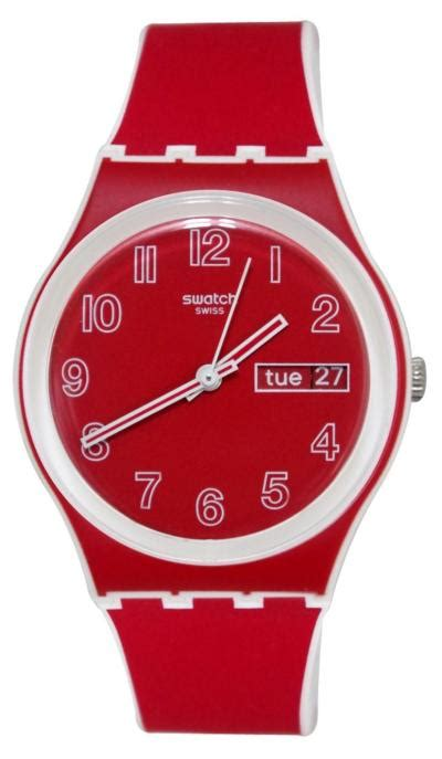 Harga Jam Tangan Swatch Gb753 harga swatch suow100 jam tangan remaja karet 42mm putih