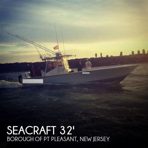 fishing boat rentals point pleasant nj 2000 seacraft 32 master angler cc 32 foot 2000 boat in