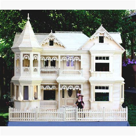 plans for a doll house victorian doll house plan workshop supply