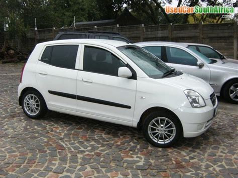 Kia Cars South Africa 2007 Kia Picanto 1 1 Used Car For Sale In Randburg Gauteng