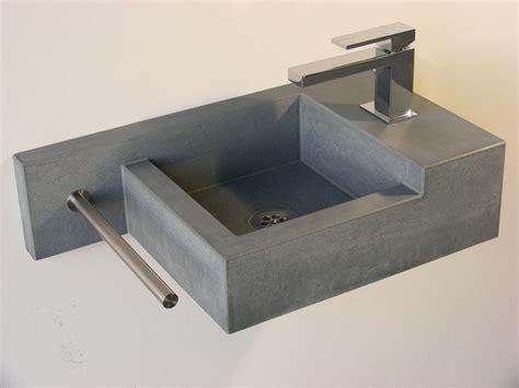 waschtisch aus beton okawa handwaschbecken aus beton waschpl 228 tze oggi