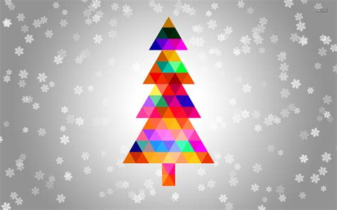 colorful wallpaper for christmas colorful christmas tree wallpaper holiday wallpapers 2596