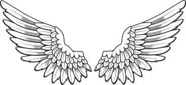 Angel wing clip art free vector of angel wings tattoo free image