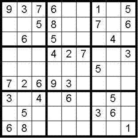 Grille De Sudoku Facile à Imprimer by Sudoku Facile