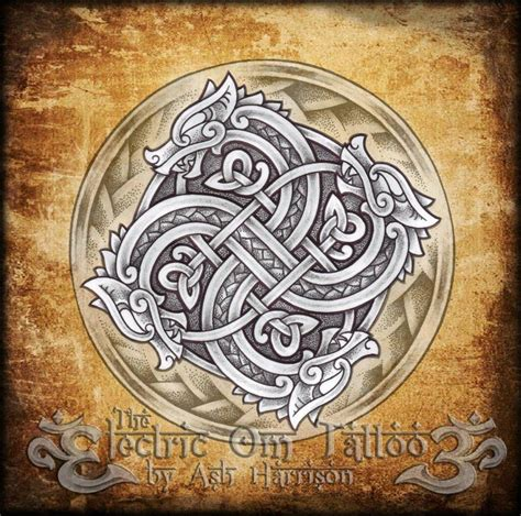 celtic art tattoo designs tattoos celtic norse knotwork by ash harrison