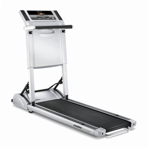 small treadmill horizon evolve sg compact treadmill for small spaces