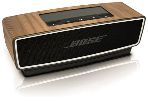 Mini Ii balolo walnut wood cover for bose soundlink mini ii ebay