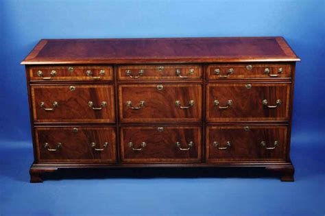 mahogany six drawer file cabinet for sale antiques com