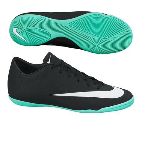 soccer indoor shoes nike mercurial victory v cr7 indoor soccer shoes black