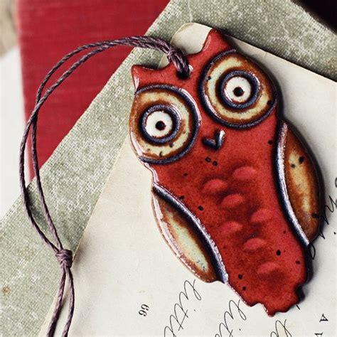Handmade Owl Ornaments - rustic owl handmade ornament handmade