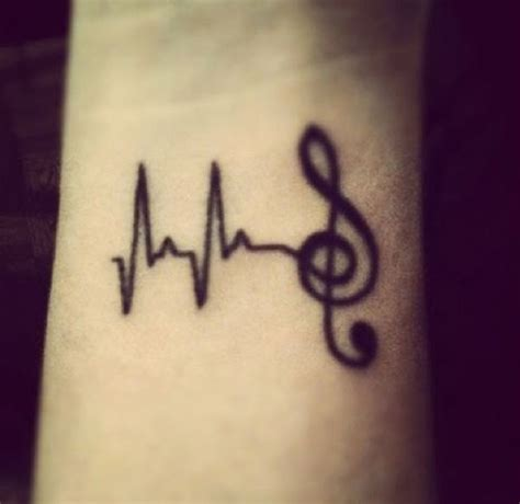 simple music tattoos simple tattoos designs for amazing