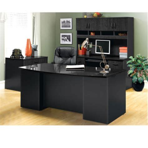 office furniture set via complete exec office set with locking files