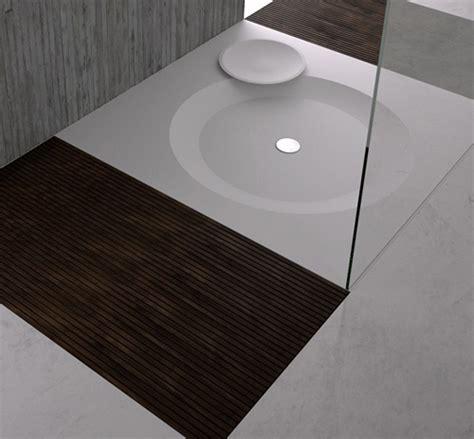 bathroom floor base flush shower base erosion by dna