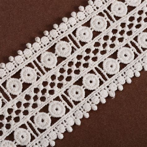 Lace Trim Lace chemical lace trim