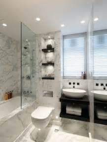 Awesome Small Bathroom Shelves White #4: Ec61b__Room-Decor-Ideas-Glamorous-Bathrooms-by-Kelly-Hoppen-to-Copy-Luxury-Home-Luxury-Interior-Design-Bathroom-Ideas-Kelly-Hoppen-Interiors-5-e1465911215236.jpg