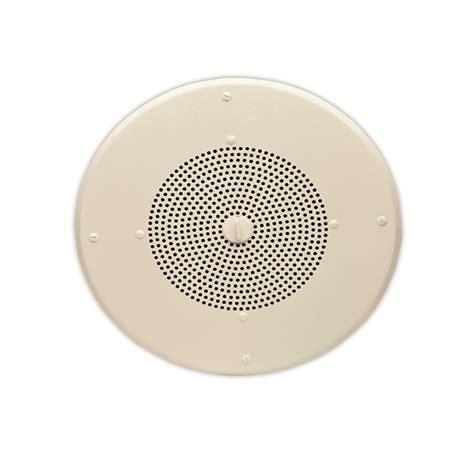 valcom 8 ceiling speaker talkback white v 1060a