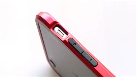 Aluminium Bumper For Iphone 6 Plus gadget unit review dracodesign tigris aluminum bumper