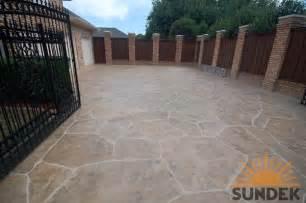 St Louis Patios Decorative Concrete Resurfacing