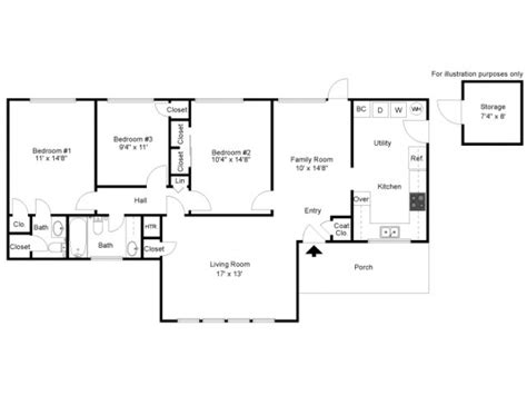 fort hood housing floor plans 3 bed 1 5 bath apartment in fort hood tx fort hood