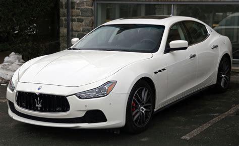 Auto Bild Sportscars Wiki by File 2014 Maserati Ghibli Iii Q4 Fl Jpg Wikipedia