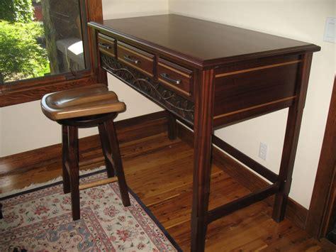custom built wooden desks michael cowman s custom