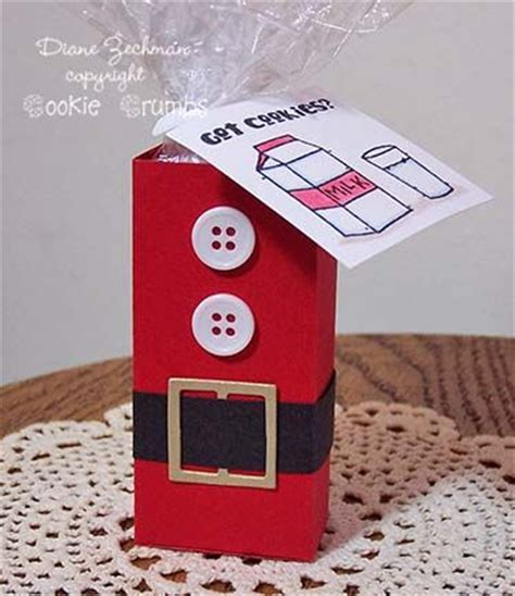 templates for cookie boxes micro santa cookie box with template for box bjl