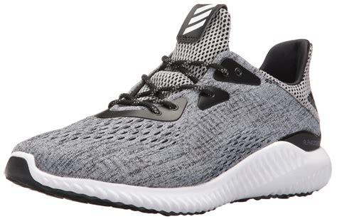 Sale Adidas Alphabounce Em M Running Shoe Black Bb9043 U adidas performance s alphabounce em m running shoe black white black ebay