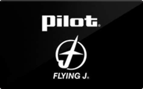 Pilot Gift Card - buy pilot flying j gift cards raise