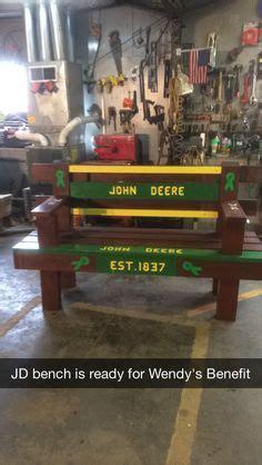 john deere bench wooden benches john deere and benches on pinterest
