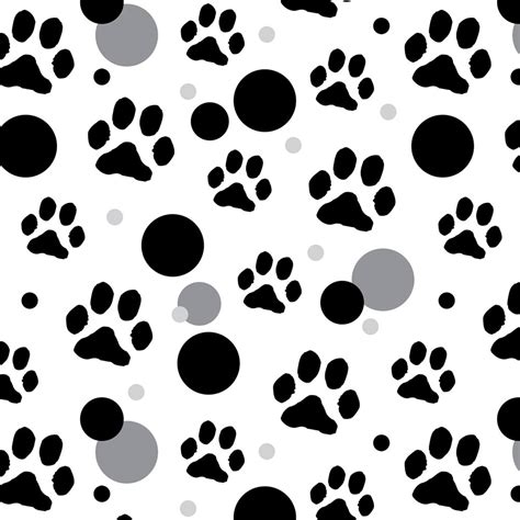 printable cat wrapping paper premium gift wrap wrapping paper roll pattern paw print