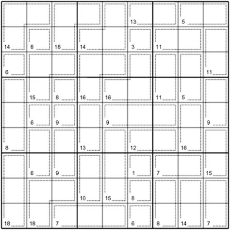 printable killer sudoku easy killer sudoku puzzle for syndication puzzles for