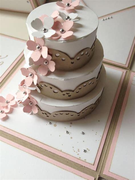 explosion box cake tutorial stempellicht anleitung f 252 r die torte in meiner