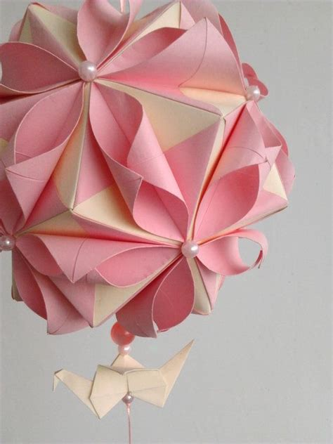 How To Make Paper Balls For Decoration - best 25 origami ideas on