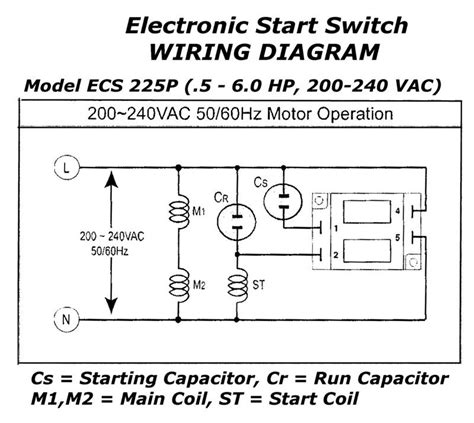 centrifugal switch diagram how to test centrifugal switch