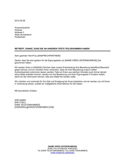 Muster Einladung Termin Antwort Auf Einladung Zum Bewerbungsgespr 228 Ch