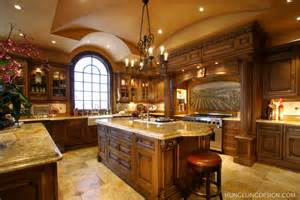 Luxurious Kitchen Designs Luxury Kitchen Designer Hungeling Design Clive